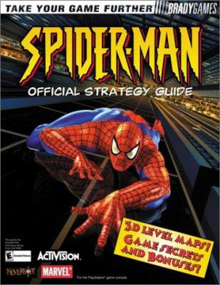 Spiderman Official Strategy Guide 9781566869997
