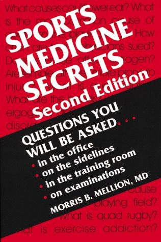 Sports Medicine Secrets: A Hanley & Belfus Publication 9781560533085
