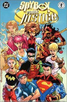 Spyboy/Young Justice Spyboy/Young Justice 9781569718506