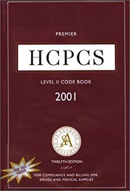 St. Anthony's Premier HCPCS Level II Code Book, 2001 9781563297267