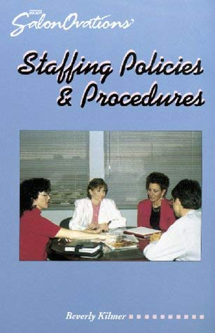 Staffing Policies and Procedures 9781562533144