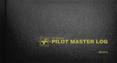 Standard Pilot Master Log Book 9781560277279