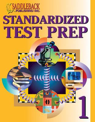 Standardized Test Prep 1 9781562545956