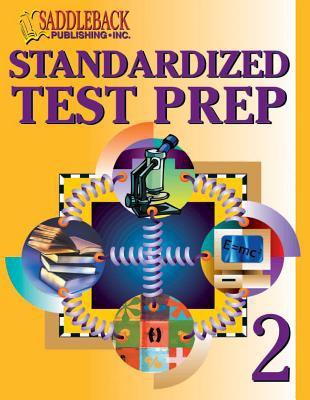 Standardized Test Prep 2 9781562545949