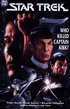 Star Trek: Who Killed Captain Kirk? 9781563890963