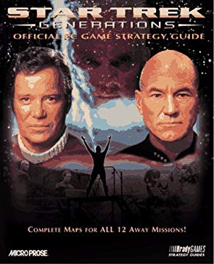 Star Trek Generations 9781566865890