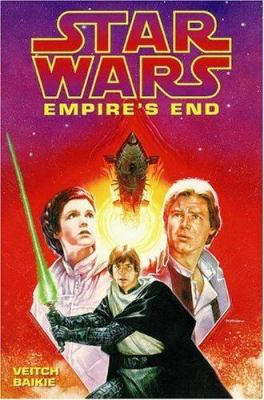 Star Wars: Empire's End 9781569713068