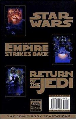Star Wars/The Empire Strikes Back/Return of the Jedi 9781569712573