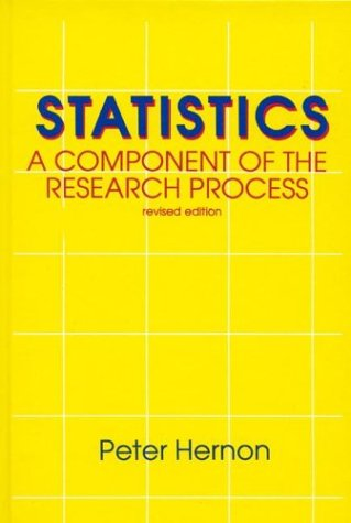 Statistics: A Component of the Research Process, Second Edition 9781567500929