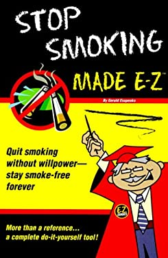 Stop Smoking Made E-Z 9781563824524