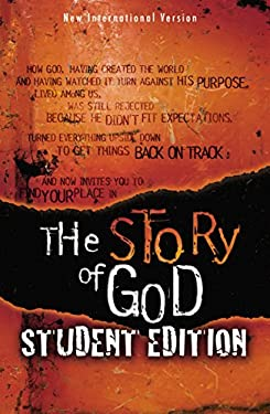Story of God Bible-NIV-Student 9781563207280