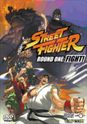 Street Fighter Round One: Fight!