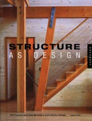 Structure as Design 9781564966049
