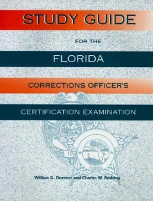 Corrections Officer Exam Study Guide 2015 by Corrections ...