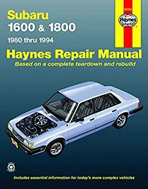 Subaru 1600 & 1800 1980 Thru 1994 9781563922039