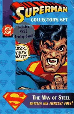 Superman Collector's Set: Includes Superman: The Man of Steel #45, #46, #47, Superman #102 and Adventures of Superman #525, #528 [With Trading Card] 9781563892837