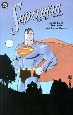 Superman for All Seasons 9781563895296