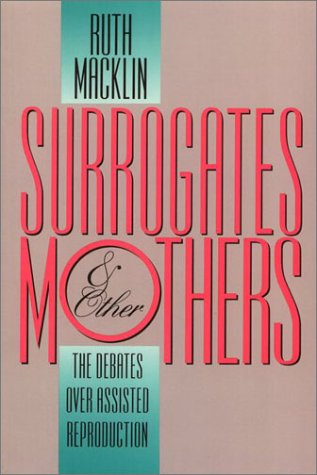 Surrogates and Others PB 9781566391801