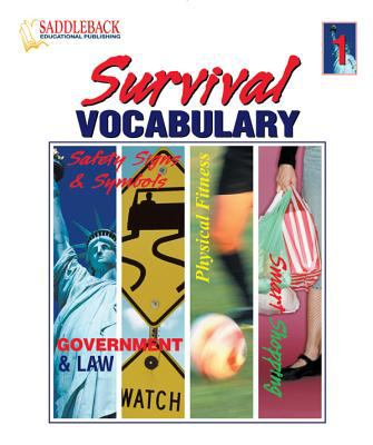 Survival Vocabulary 1 9781562542184