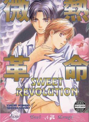 Sweet Revolution 9781569709108