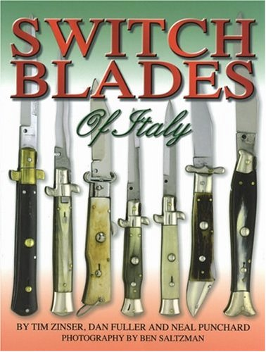 Switchblades of Italy 9781563119330