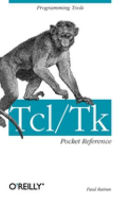TCL/TK Pocket Reference 9781565924987