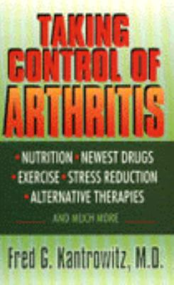 Taking Control of Arthritis 9781560542353