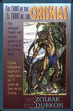 Tarot of the Orishas Book 9781567188448