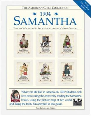Teachers' Guide Samantha 9781562472382