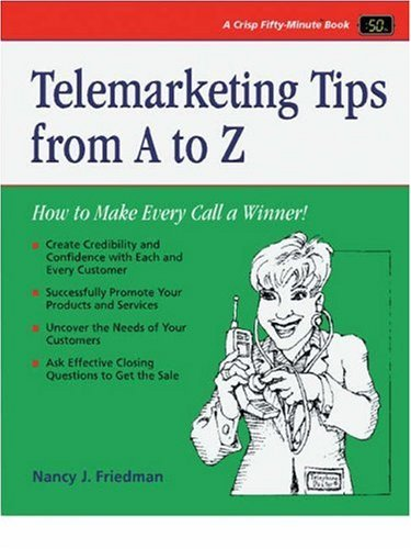 Telephone Skills from A to Z (Revised) 9781560525806