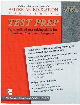 Test Prep, Grades 9 - 12: High School