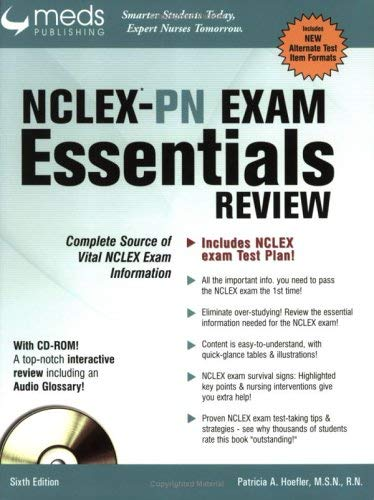 Test Question Logic for the NCLEX-RN Exam: A Critical Thinking Approach [With CDROM] 9781565330498