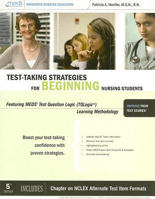 Test-Taking Strategies for the Beginning Nursing Students 9781565335141