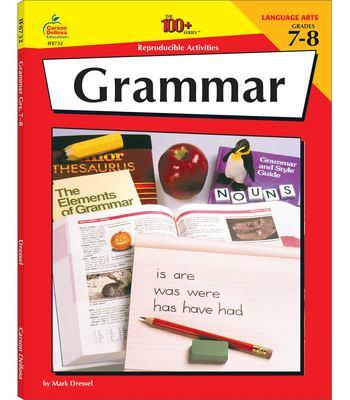 Grammar, Grades 7 - 8 9781568221373