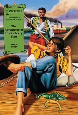 The Adventures of Huckleberry Finn [With Books] 9781562549077