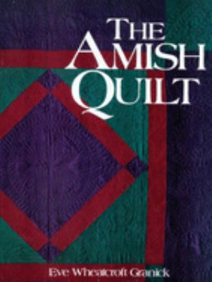 The Amish Quilt 9781561481095