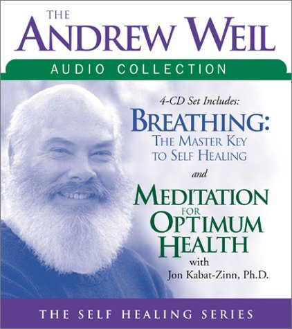 The Andrew Weil Audio Collection 9781564559494