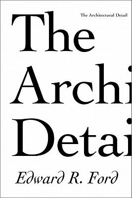The Architectural Detail 9781568989785