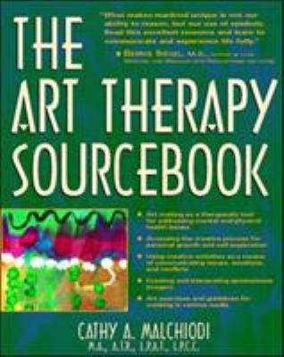The Art Therapy Sourcebook 9781565658844