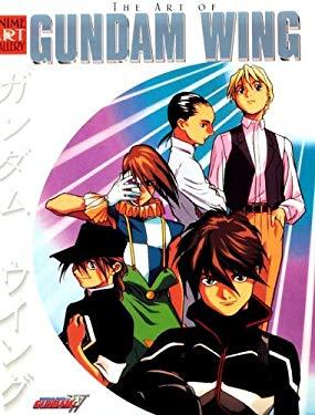 The Art of Gundam Wing: The Art of Gundam Wing 9781569315736