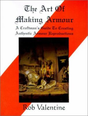 The Art of Making Armour 9781561675272
