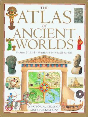 The Atlas of Ancient Worlds 9781564584717
