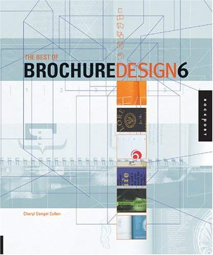 The Best of Brochure Design 6 9781564967398