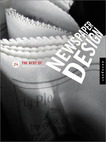 The Best of Newspaper Design 24th Edition 9781564969781
