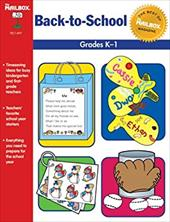 The Best of The Mailbox Back-to-School, Grades K-1 14828376