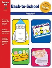 The Best of The Mailbox Back-to-School, Preschool 12713816