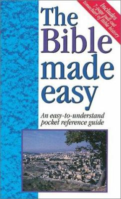 The Bible Made Easy 9781565633070