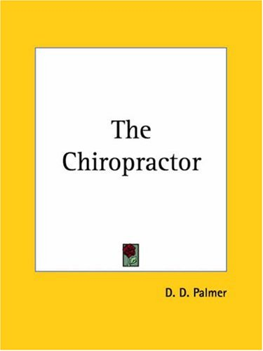 The Chiropractor 9781564597755