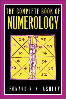 The Complete Book of Numerology 9781569802700