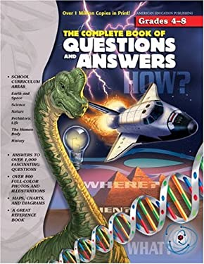 The Complete Book of Questions & Answers 9781561891078